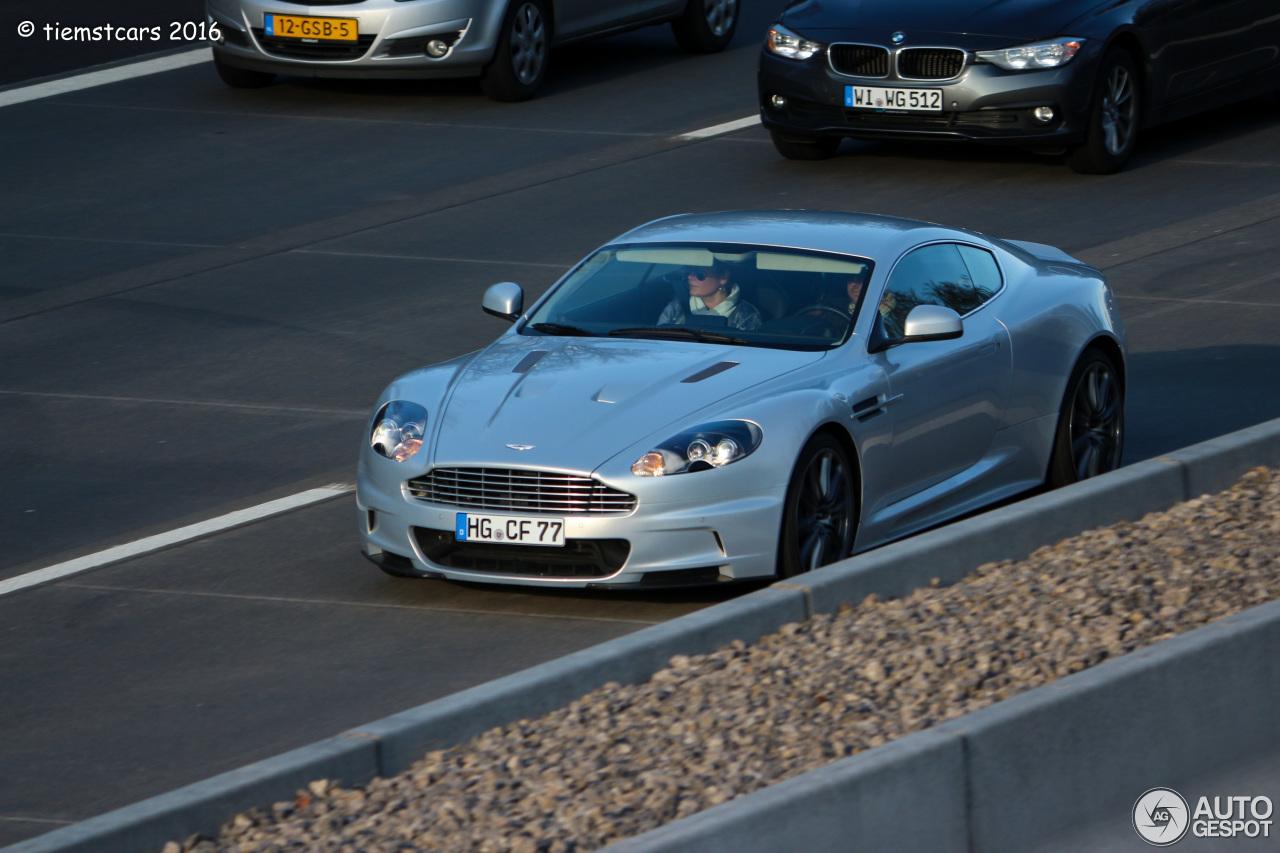 Aston Martin DBS 4