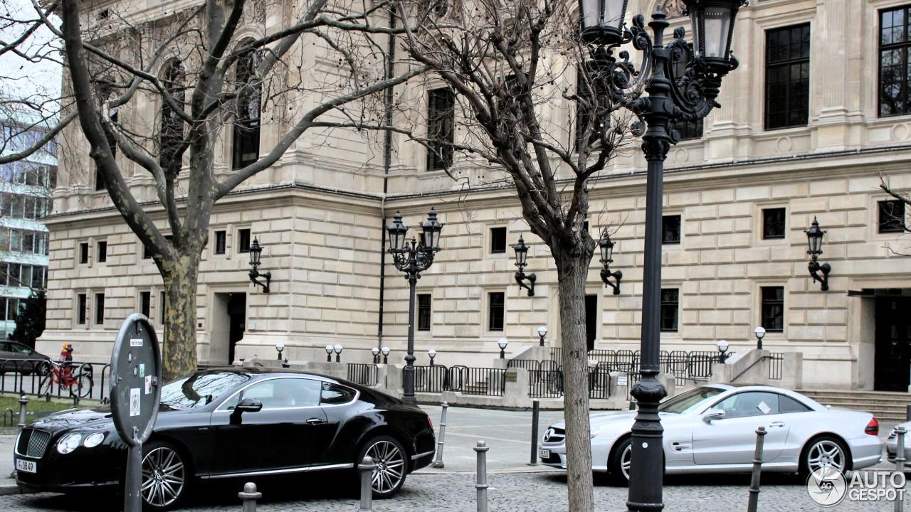 Bentley Continental GT Speed 2012 1