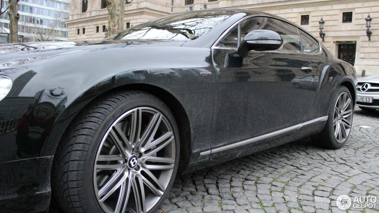 Bentley Continental GT Speed 2012 5
