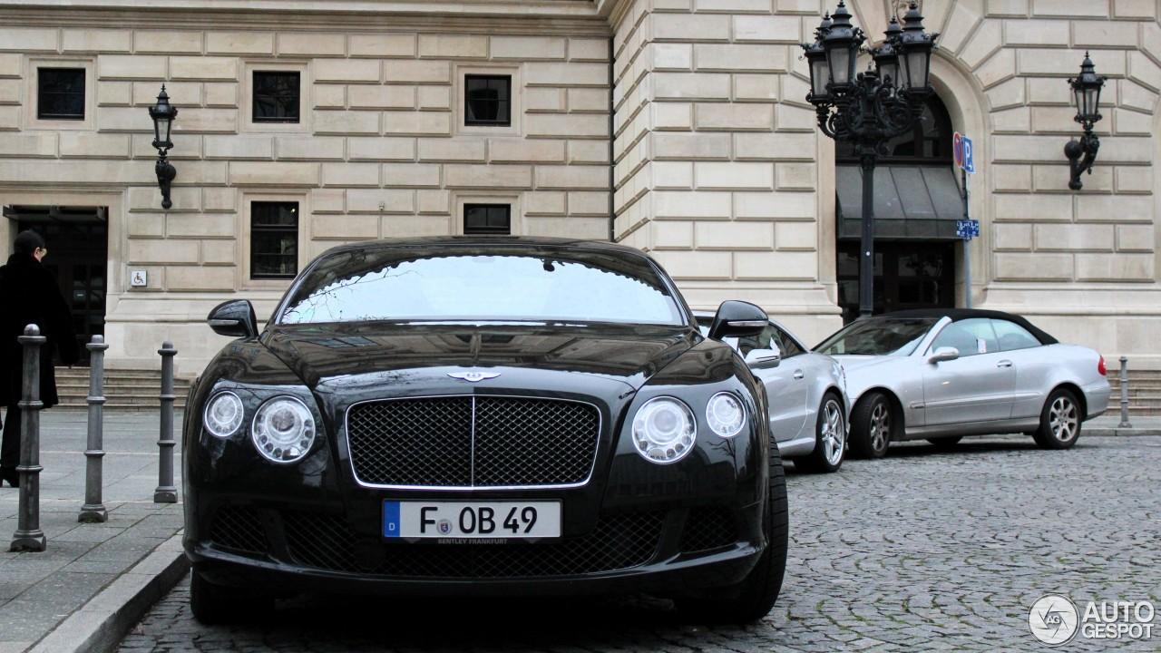 Bentley Continental GT Speed 2012 6