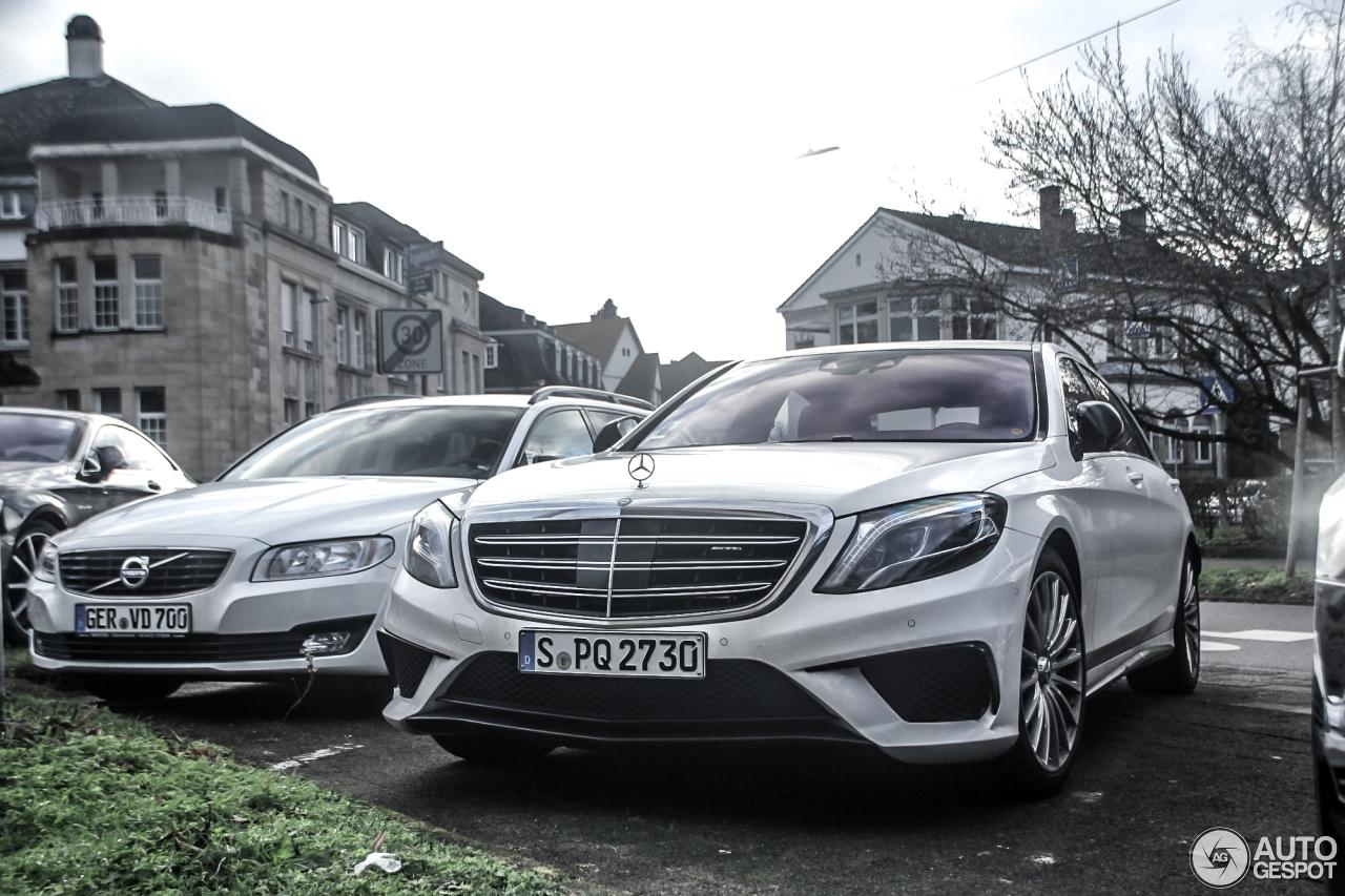 Mercedes-Benz S 65 AMG V222 1