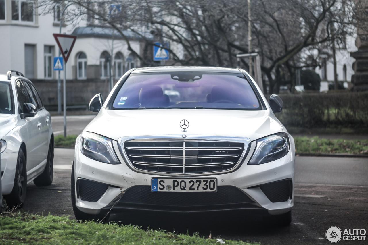 Mercedes-Benz S 65 AMG V222 2