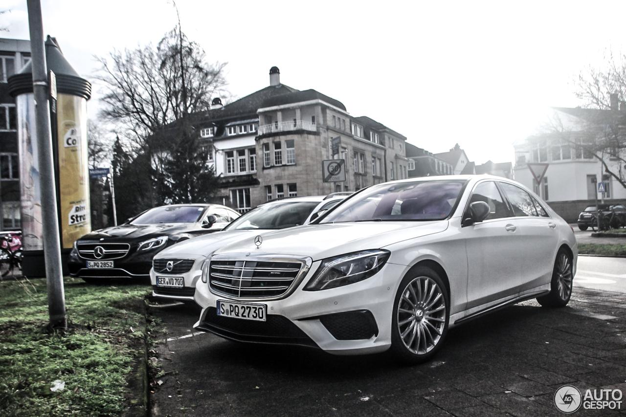 Mercedes-Benz S 65 AMG V222 4