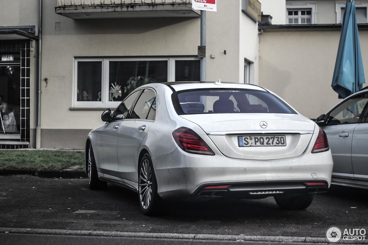 Mercedes-Benz S 65 AMG V222 5