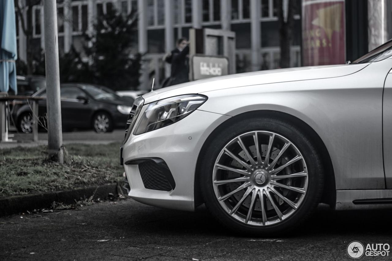 Mercedes-Benz S 65 AMG V222 9