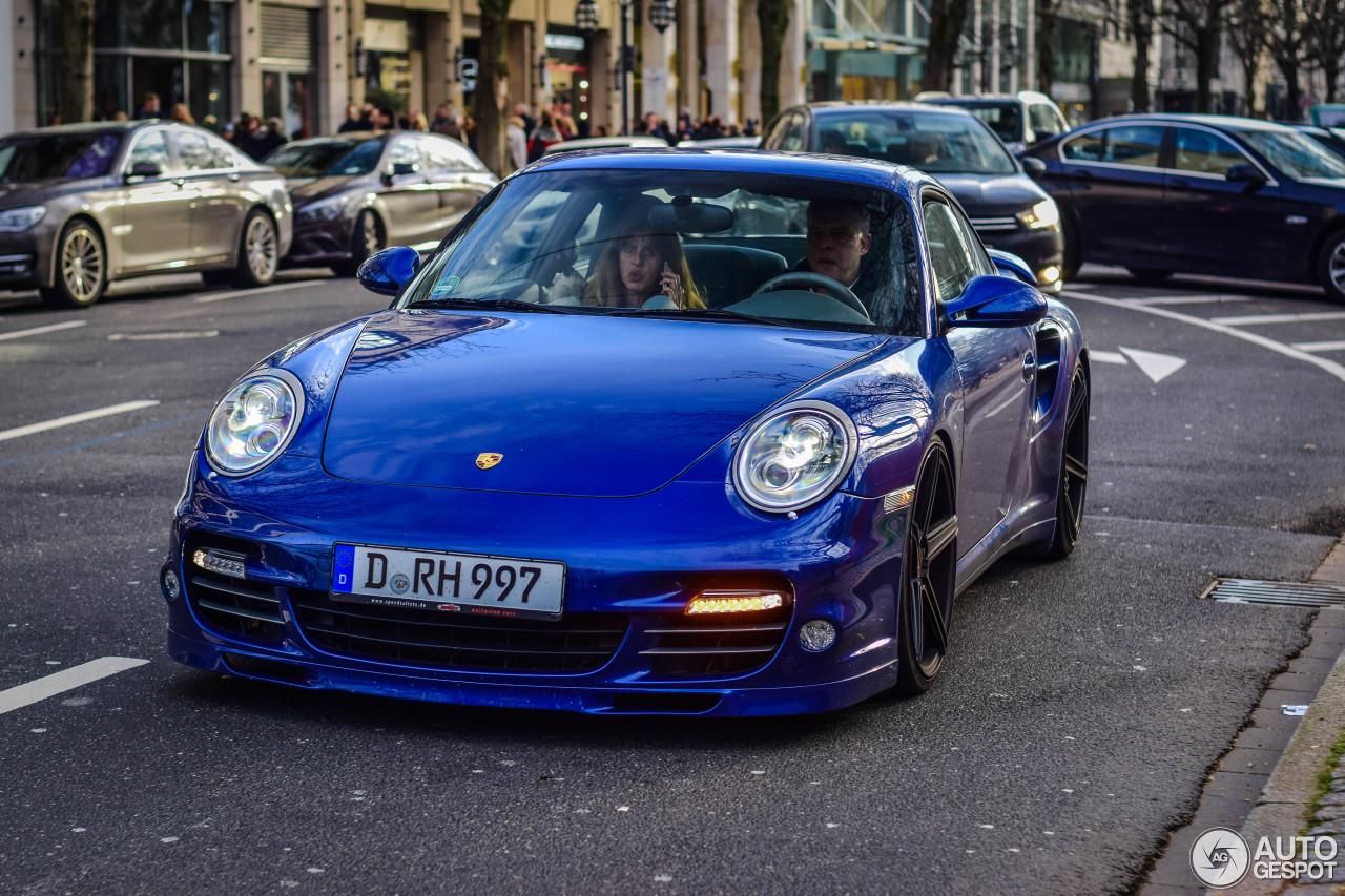 Porsche 997 Turbo S 2