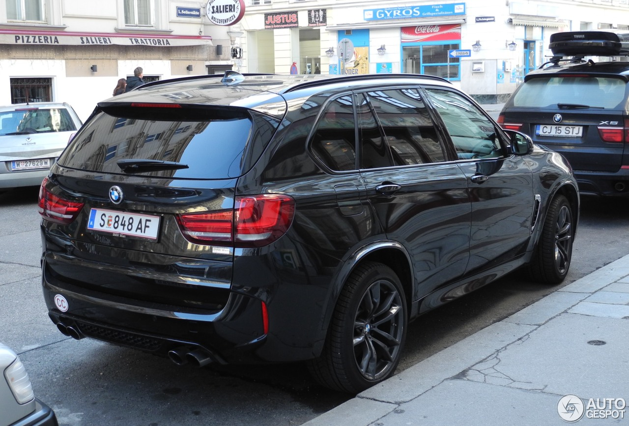 Bmw X5 M F85 31 January 2016 Autogespot