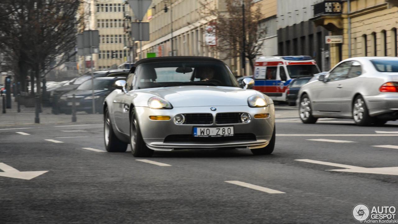 BMW Z8 - 31 January 2016 - Autogespot