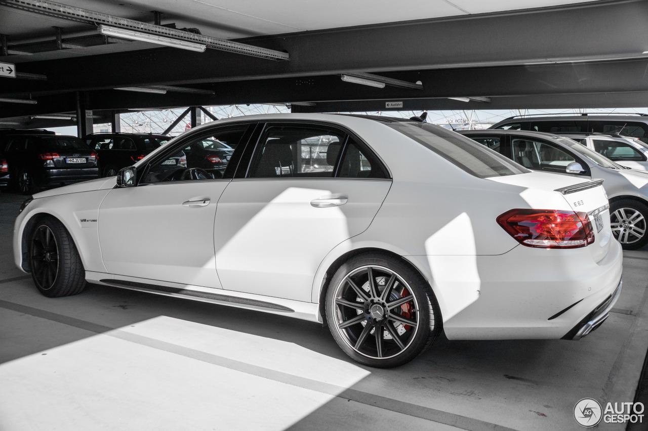 Mercedes-Benz E 63 AMG S W212 3