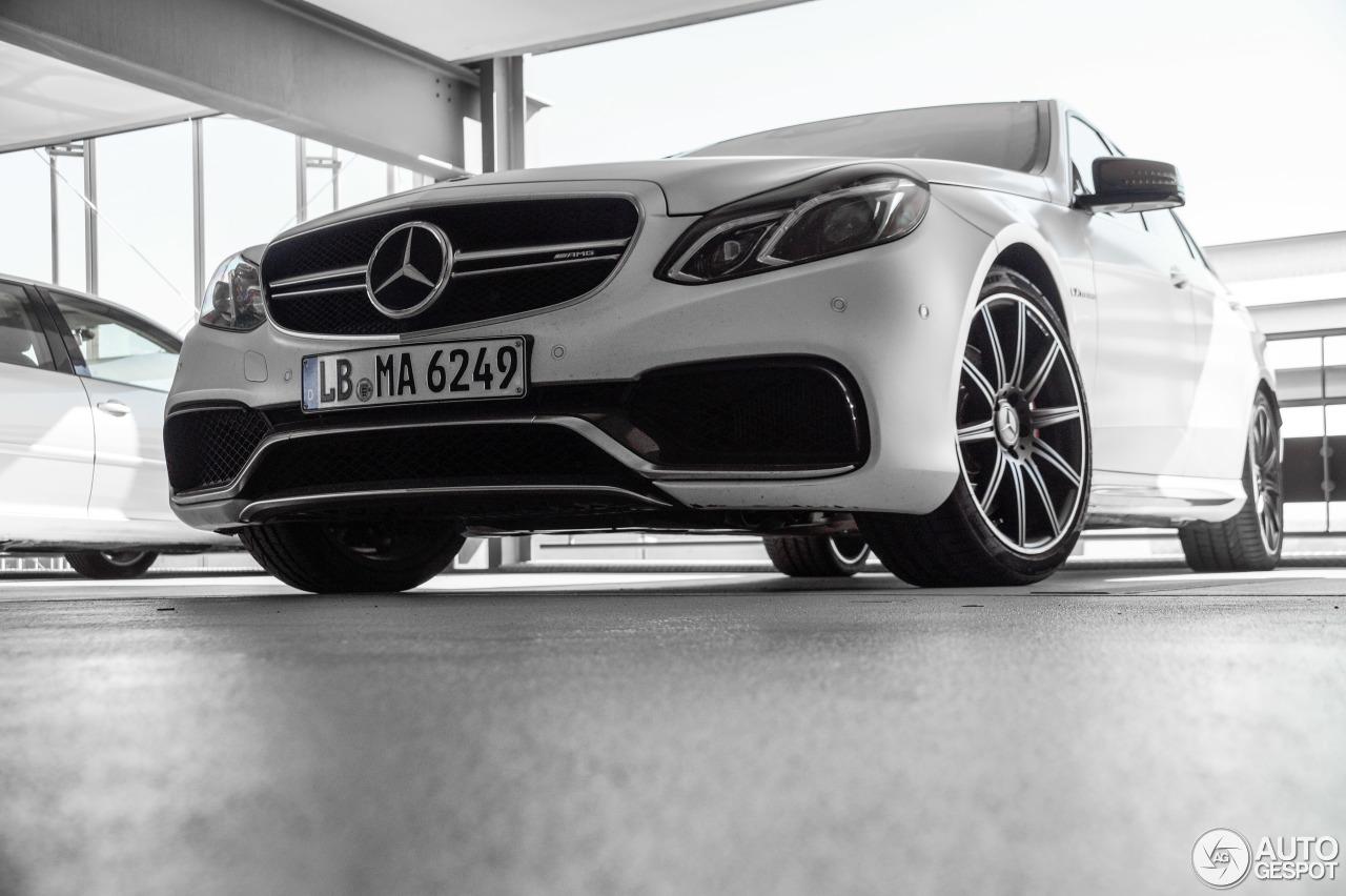 Mercedes-Benz E 63 AMG S W212 5