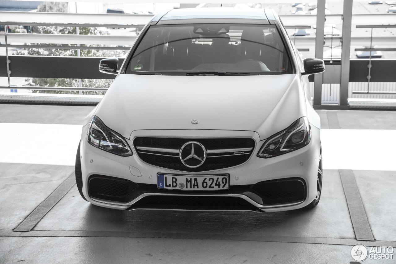 Mercedes-Benz E 63 AMG S W212 6