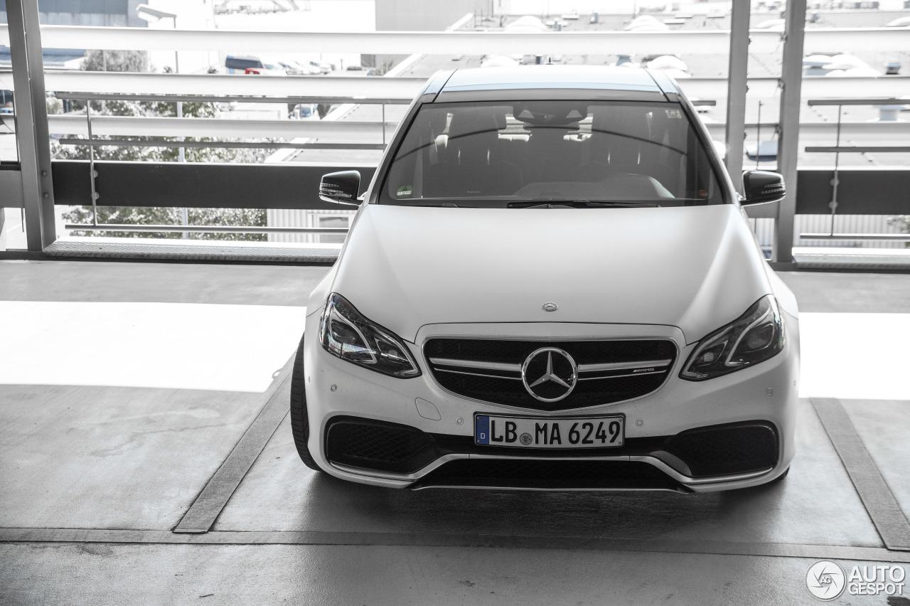 Mercedes-Benz E 63 AMG S W212 7