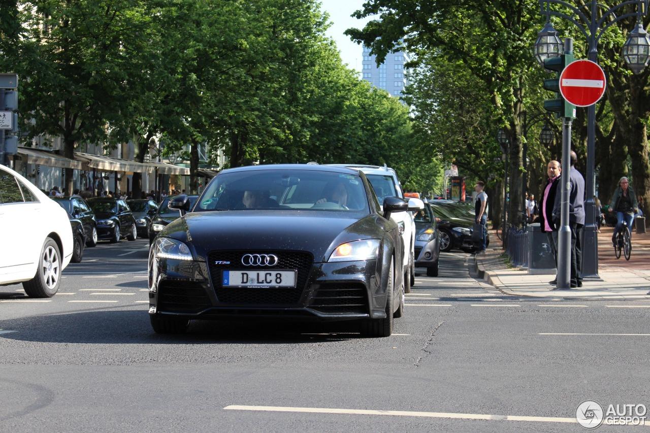 Audi TT-RS 1