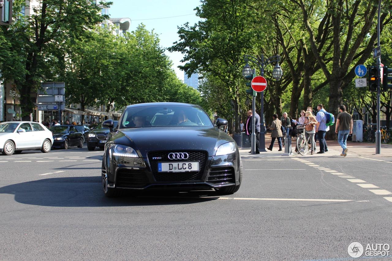 Audi TT-RS 5