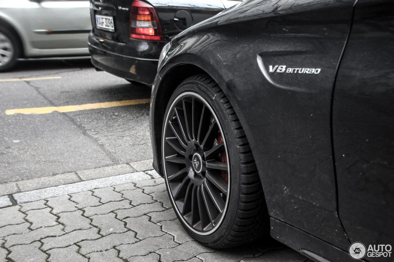 Mercedes-AMG C 63 S Estate S205 Edition 1 4