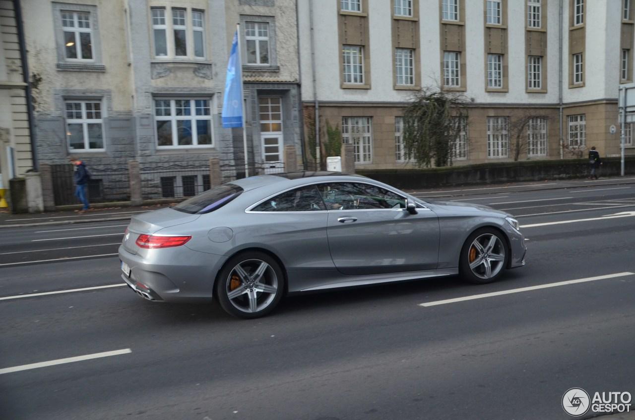 Mercedes-Benz S 63 AMG Coupé C217 6