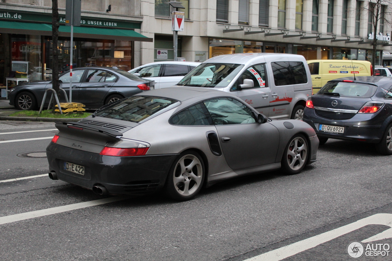 Porsche 996 Turbo 3
