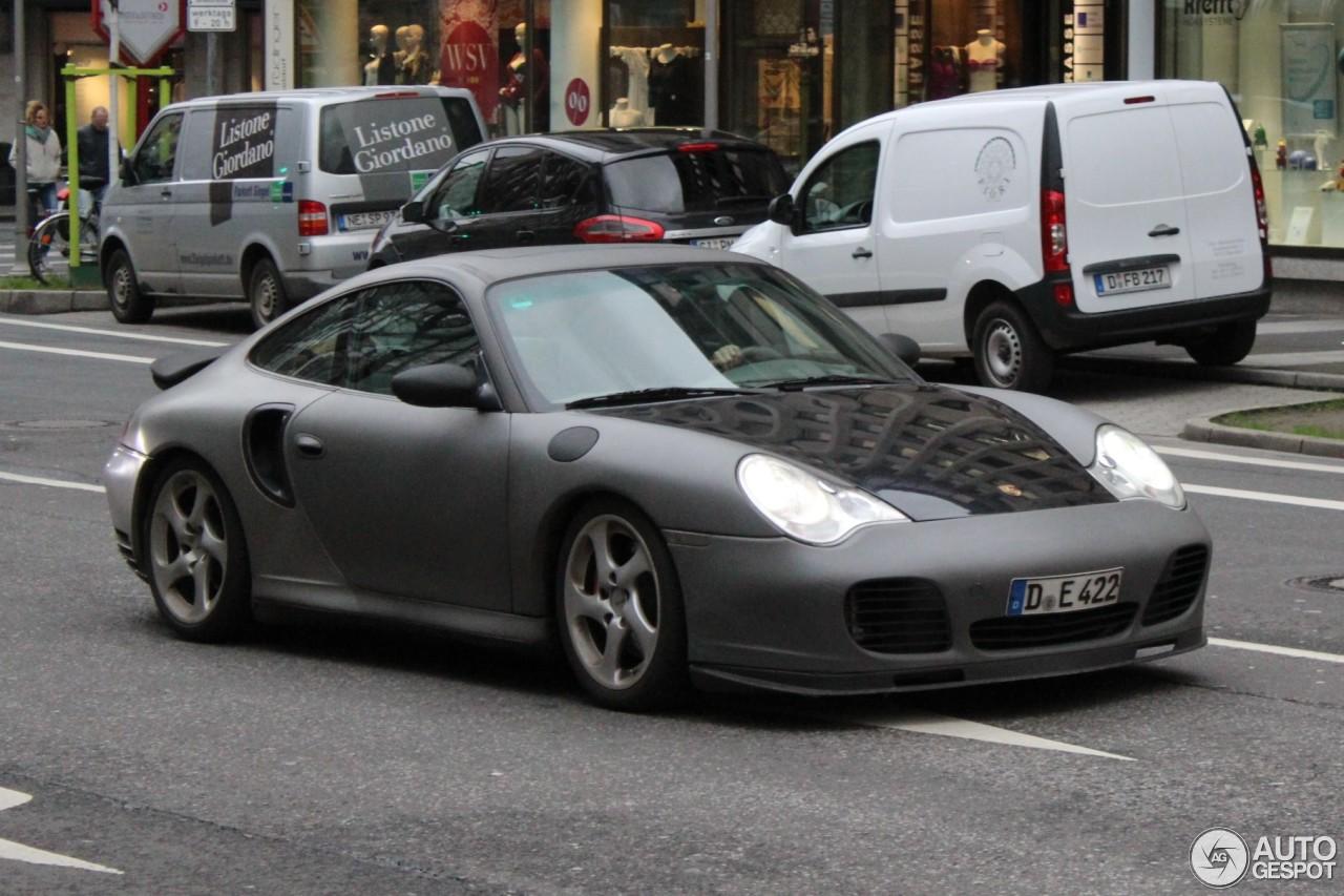 Porsche 996 Turbo 4