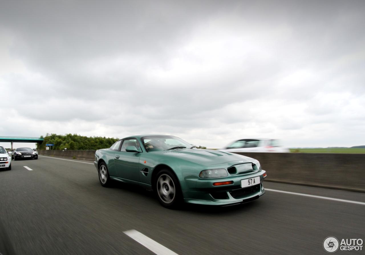 Aston Martin V Vantage Le Mans C