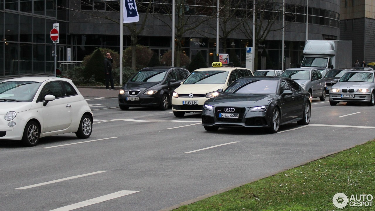 Audi RS7 Sportback 2