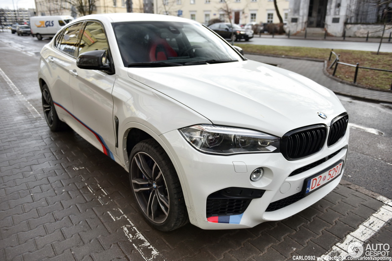 bmw x6 m f86 2 february 2016 autogespot. Black Bedroom Furniture Sets. Home Design Ideas