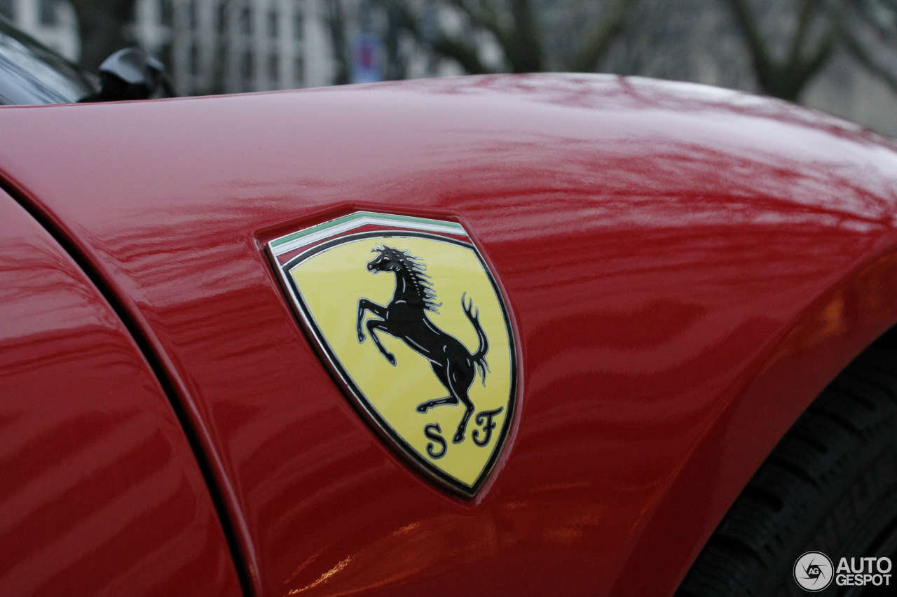 Ferrari 458 Italia 6