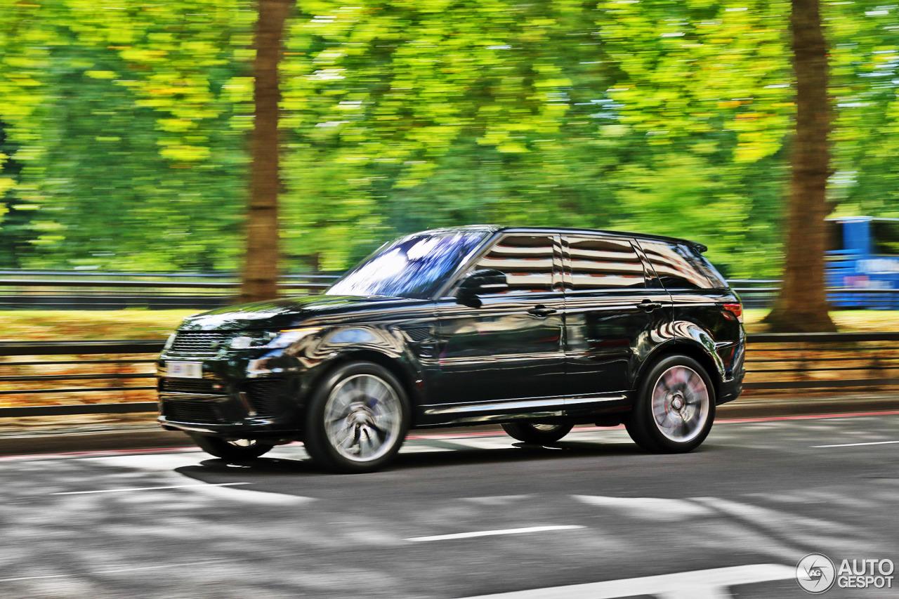 land rover range rover sport svr 2 february 2016 autogespot. Black Bedroom Furniture Sets. Home Design Ideas