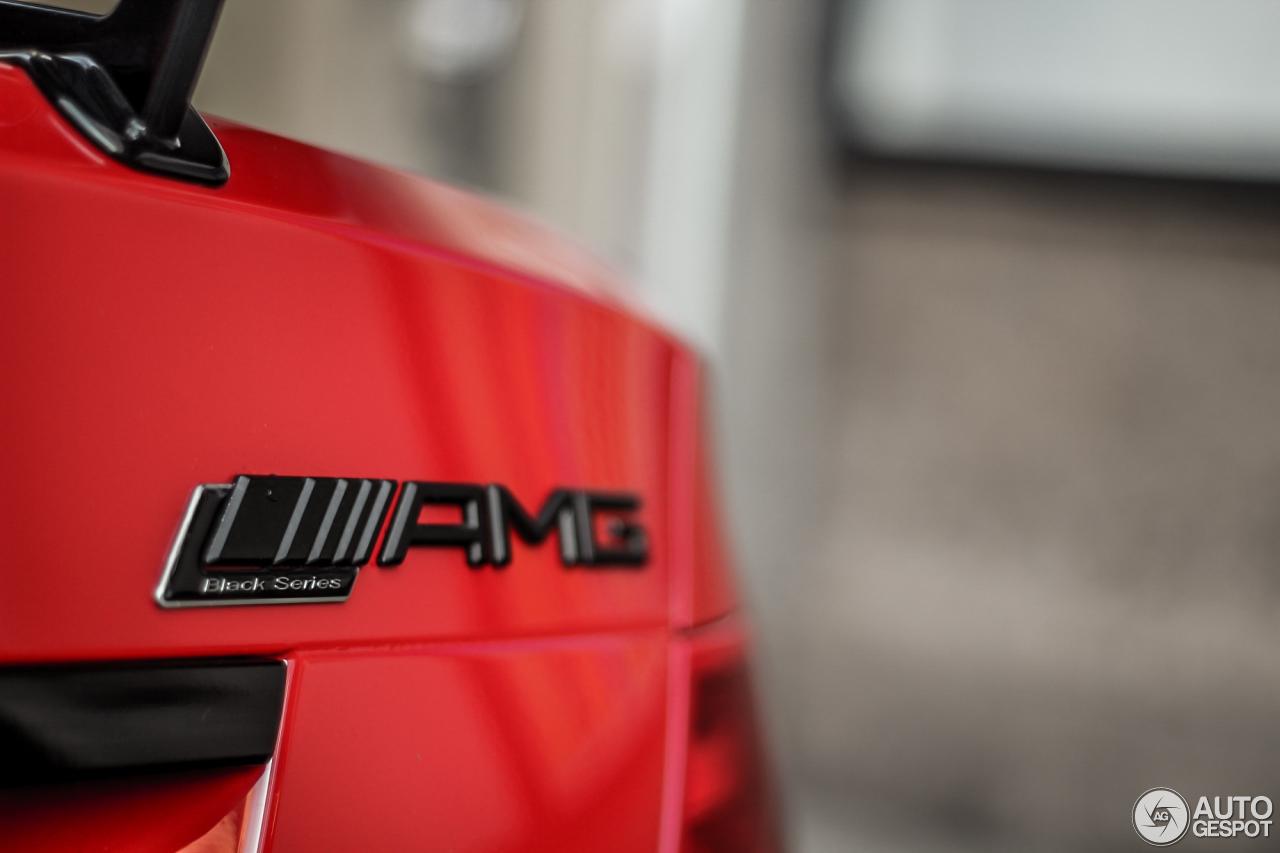 Mercedes-Benz C 63 AMG Coupé Black Series 10