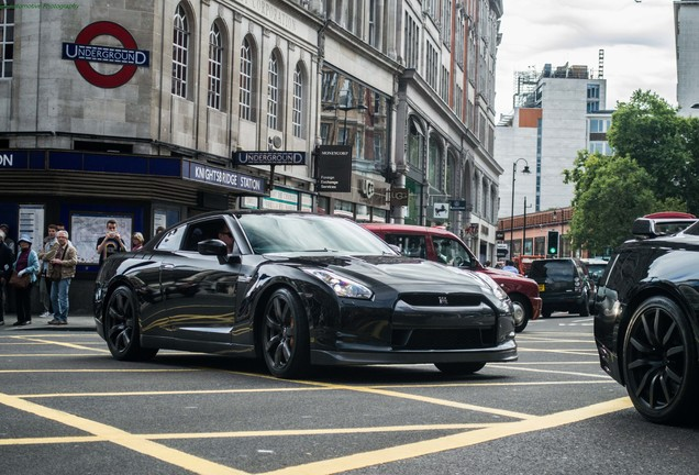 Nissan GT-R Litchfield LM650