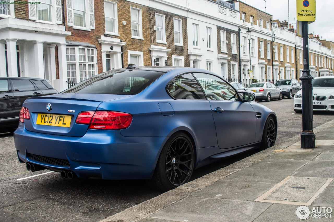 Bmw M3 E92 Coup 233 M Performance Edition 3 February 2016