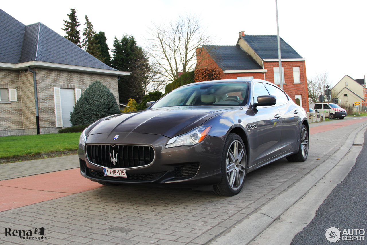 maserati quattroporte gts 2013 3 february 2016 autogespot. Black Bedroom Furniture Sets. Home Design Ideas