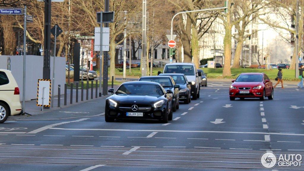 Mercedes-AMG GT S 2