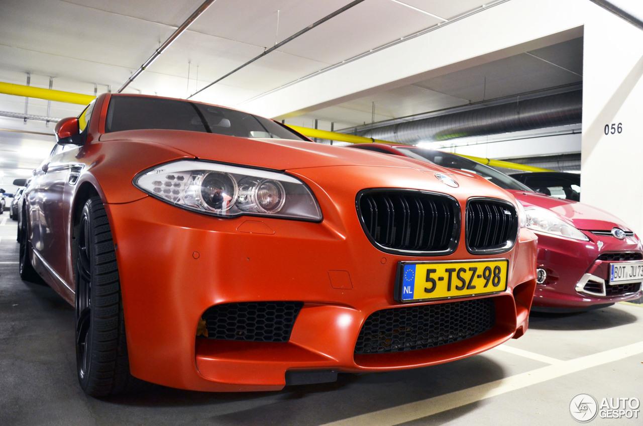 BMW M5 F10 2011 4