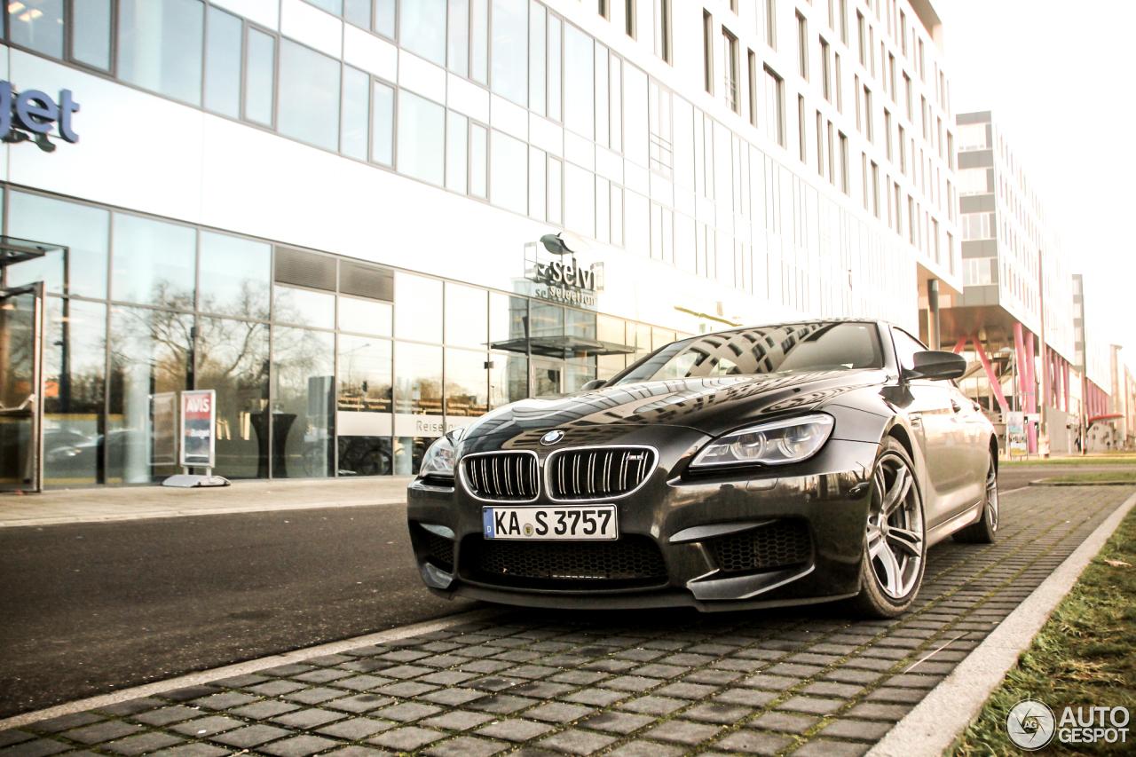 BMW M6 F06 Gran Coupé 2015 1