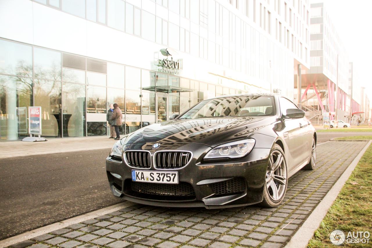 BMW M6 F06 Gran Coupé 2015 2