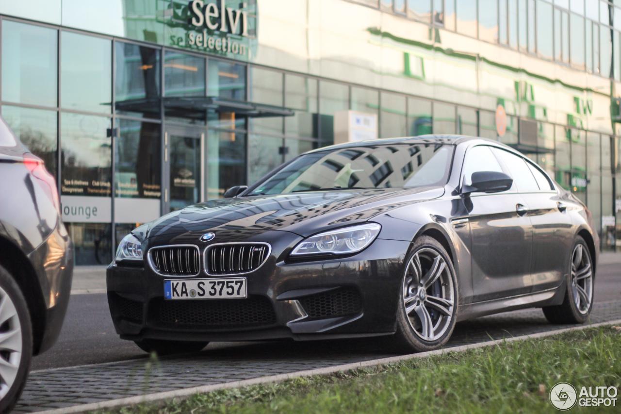 BMW M6 F06 Gran Coupé 2015 3