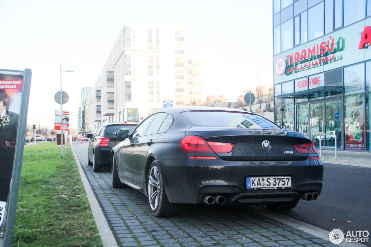 BMW M6 F06 Gran Coupé 2015 6