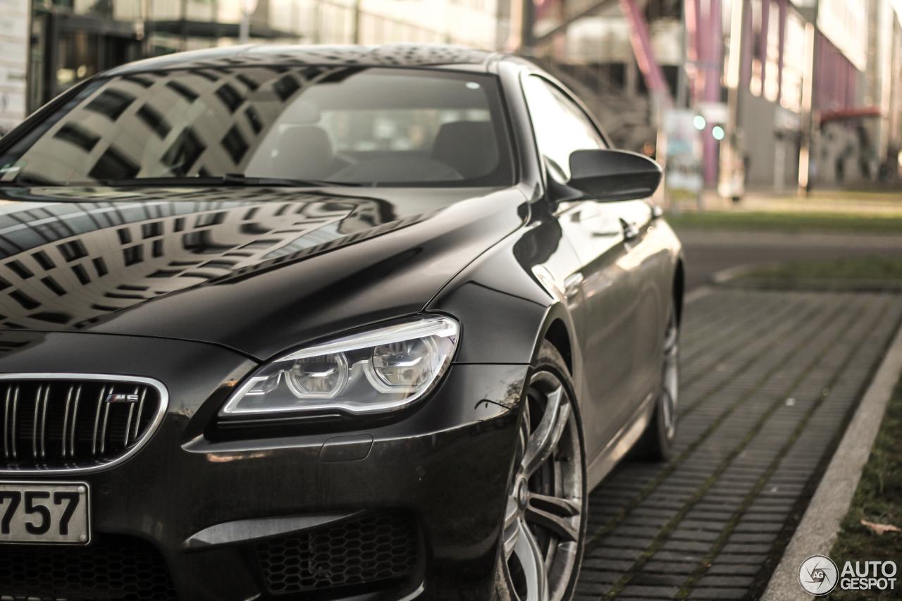 BMW M6 F06 Gran Coupé 2015 7