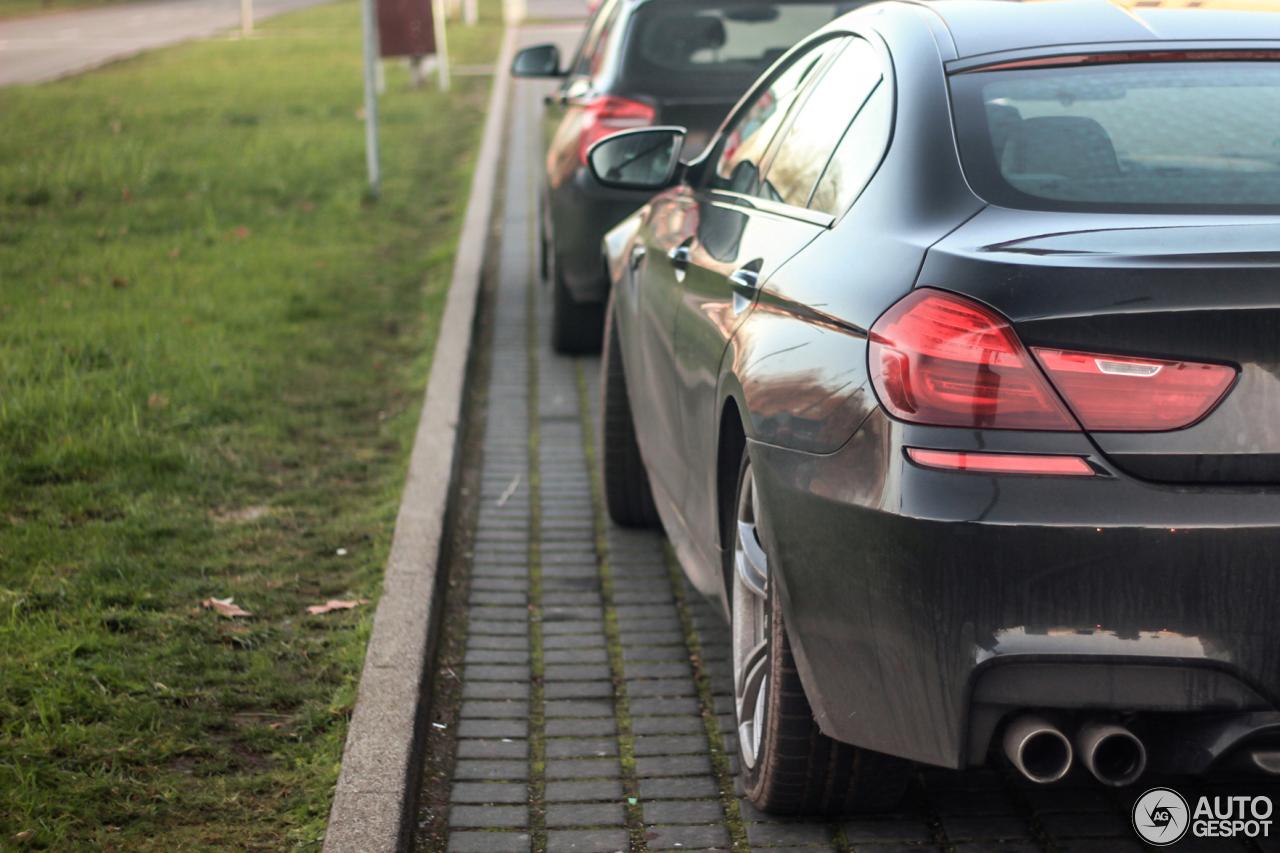 BMW M6 F06 Gran Coupé 2015 8