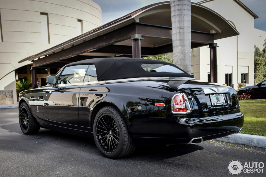 Rolls Royce Phantom Drophead Coupe Nighthawk Edition 4 Luty 2016 Autogespot