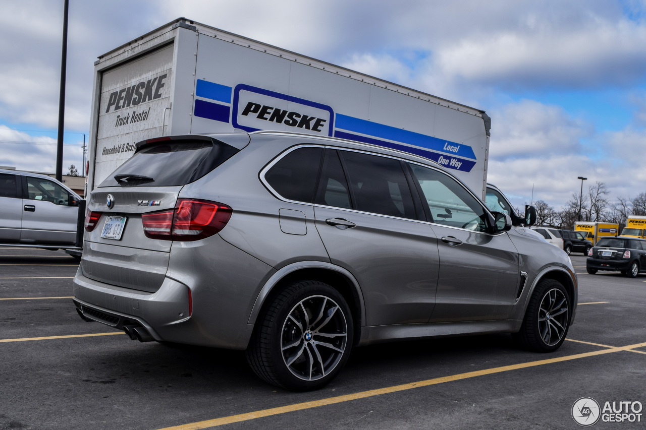Bmw X5 M F85 5 February 2016 Autogespot