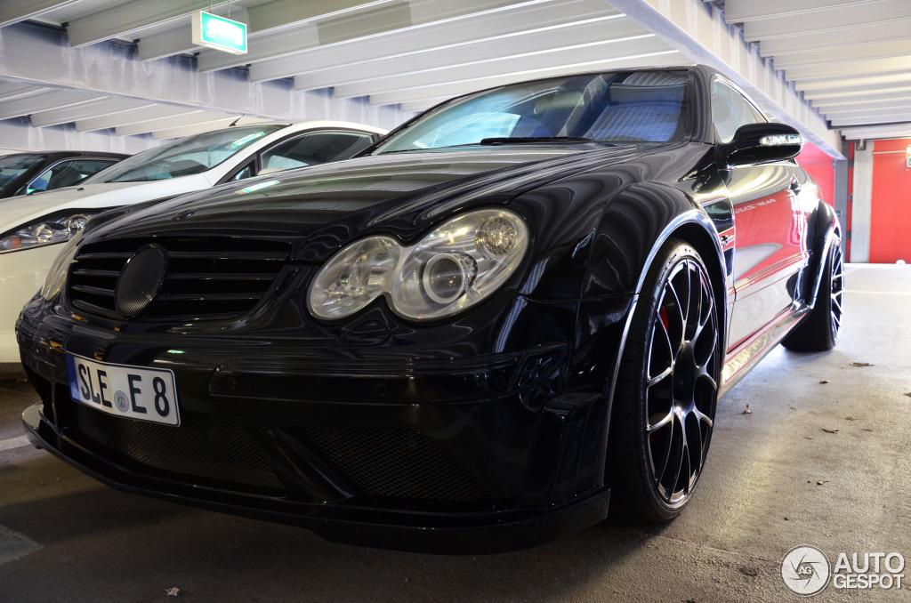 Mercedes Benz C Amg Black Series Price