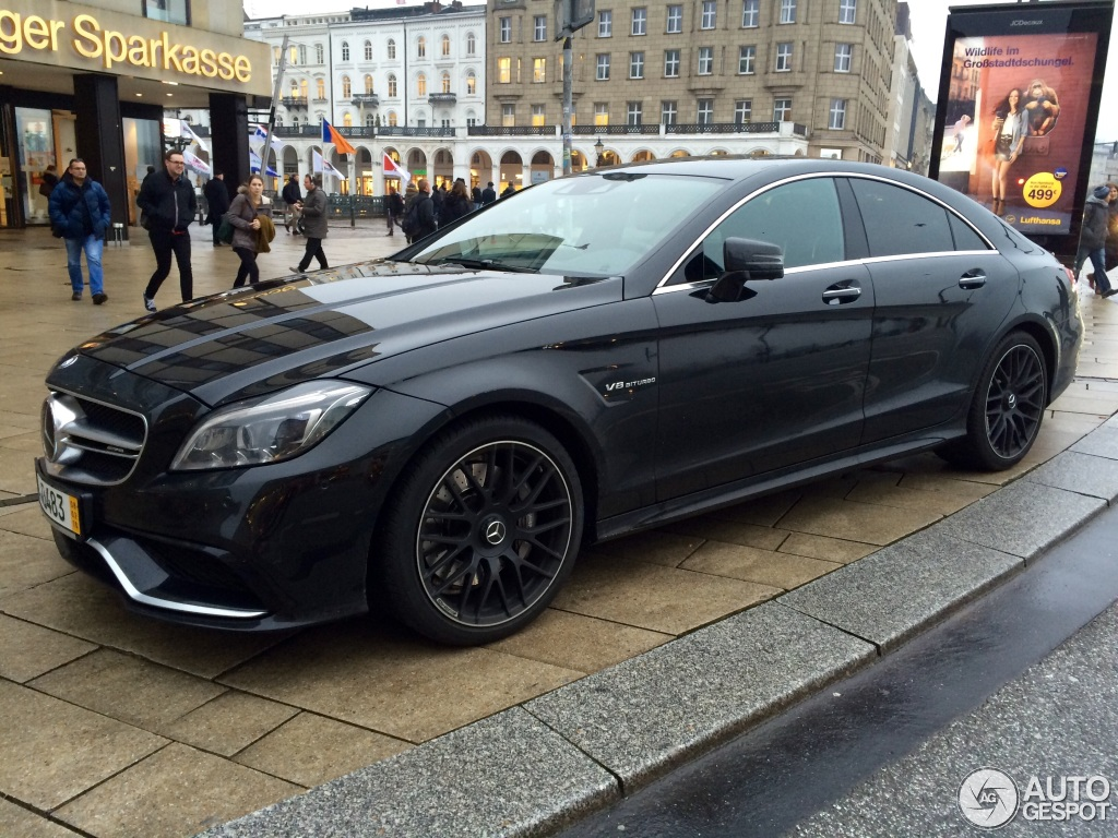 Mercedes-Benz CLS 63 AMG C218 2015 - 5 February 2016 - Autogespot