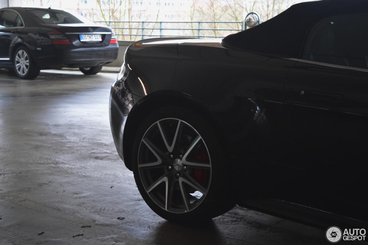 Aston Martin V8 Vantage S Roadster 5