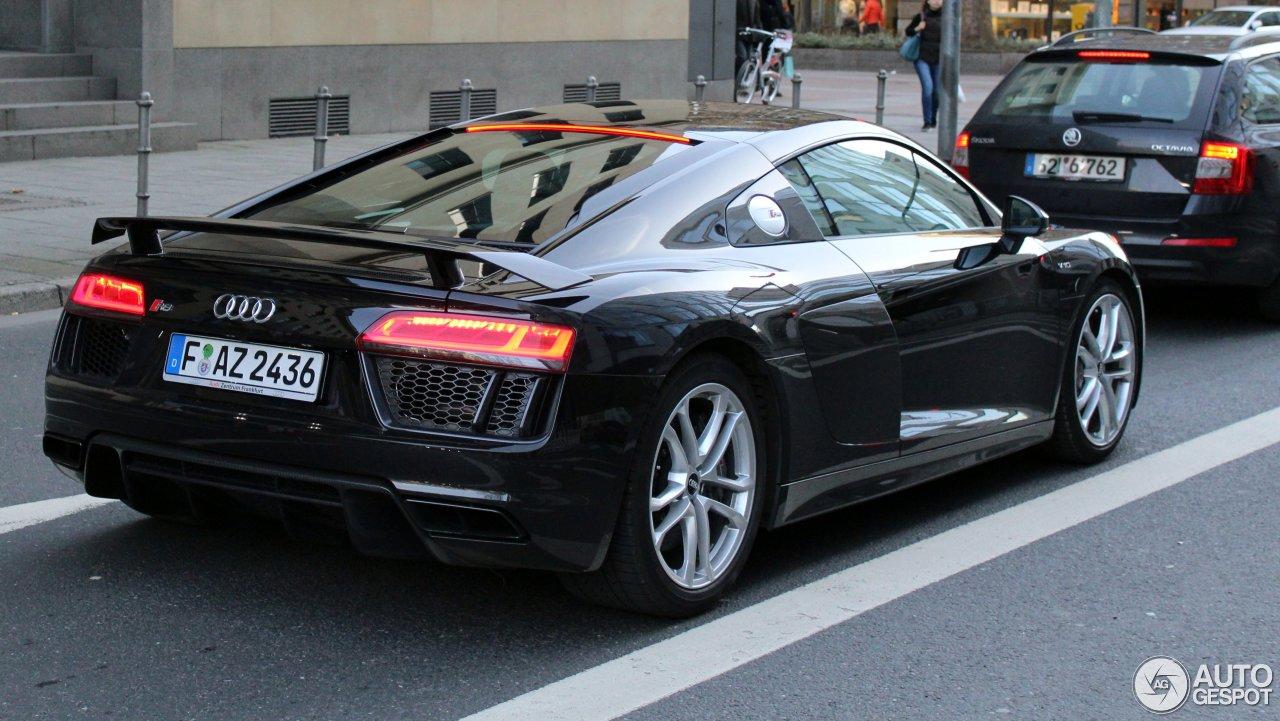 Audi R8 V10 Plus 2015 2