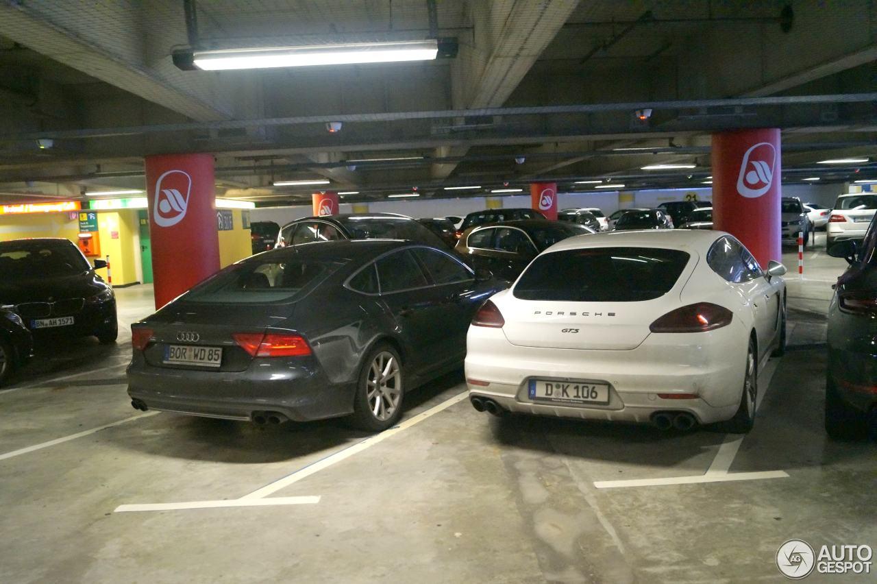 Audi S7 Sportback 1