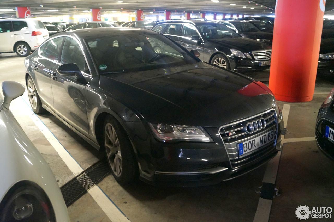 Audi S7 Sportback 2