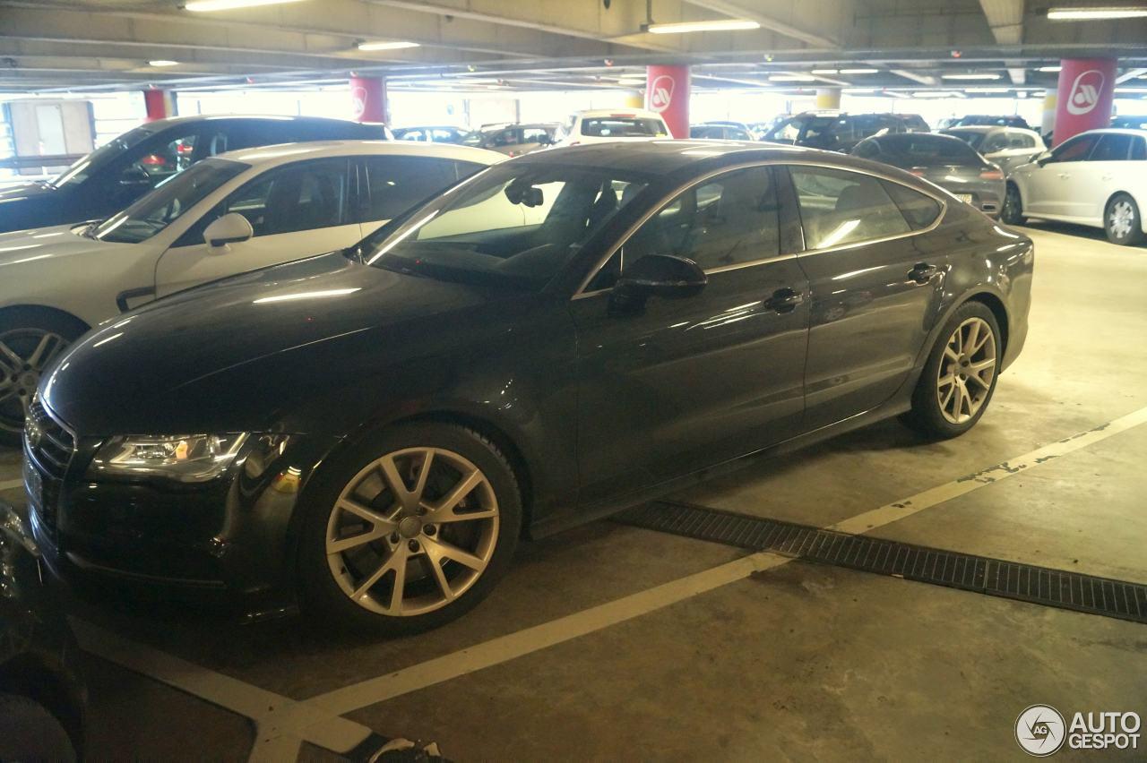 Audi S7 Sportback 4