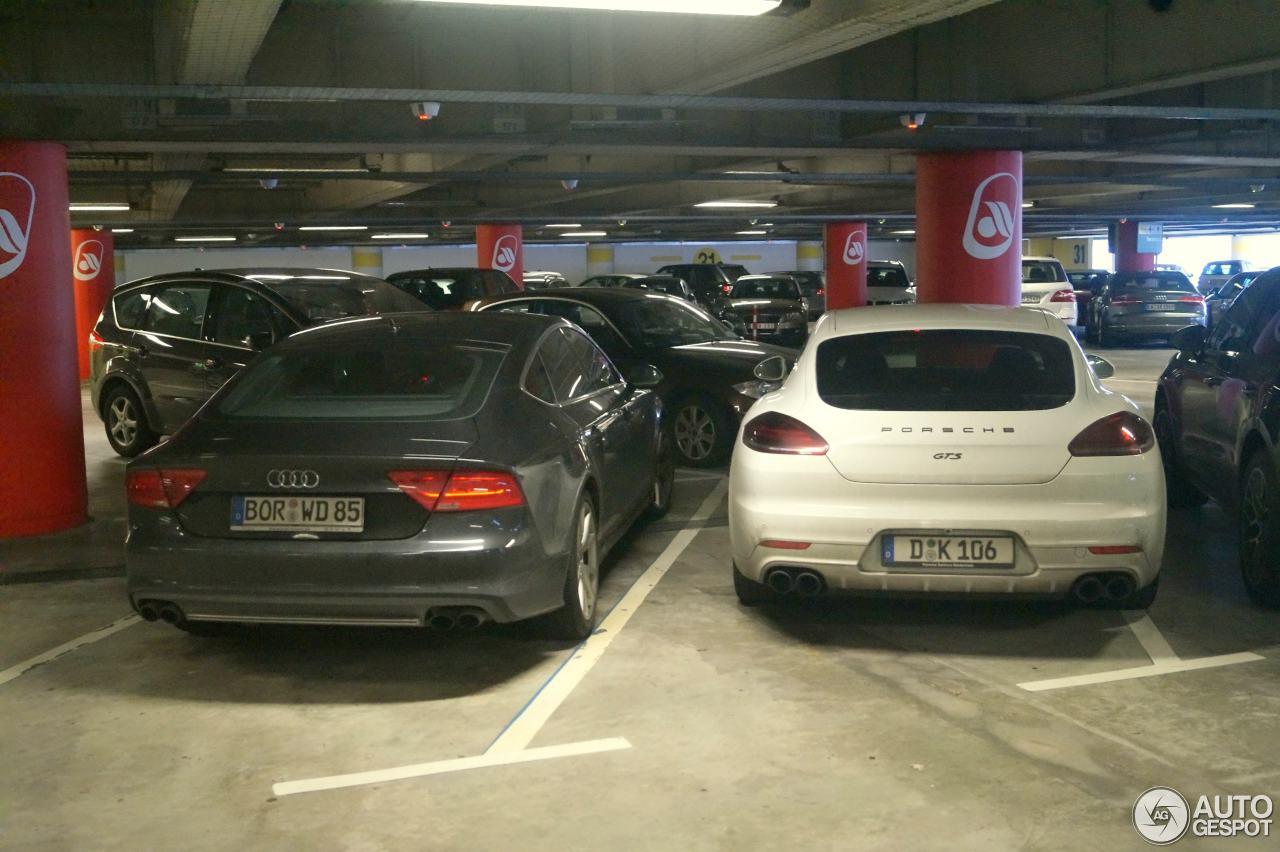 Audi S7 Sportback 7