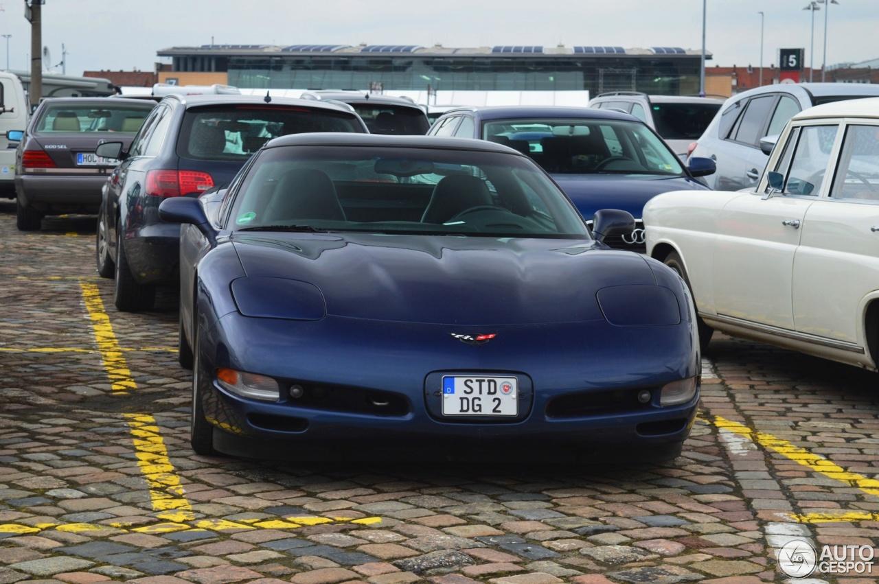 Chevrolet Corvette C5 1